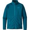 Patagonia M's R1 Full-Zip Jacket Deep Sea Blue